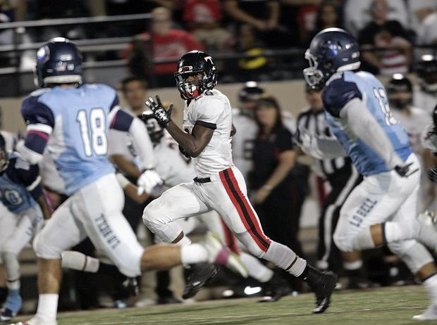 Euless Trinity run game too much for rival L.D. Bell