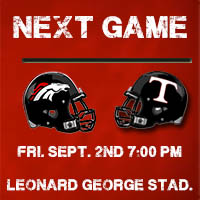 Details for Trinity's 09/02/16 Game Against Spring Westfield