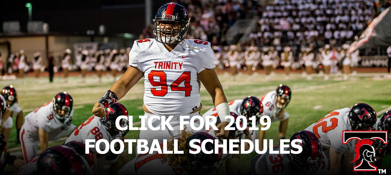 2019-Schedules